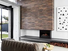 Feature brickwork adds character to suburban Melbourne home