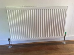 Enhancing comfort by combining underfloor heating with radiators