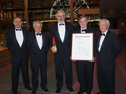 Hyne Timber inducted into the Queensland Business Leaders Hall of Fame