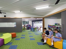 Finding the way with carpet tiles: 7 of the latest available in Australia
