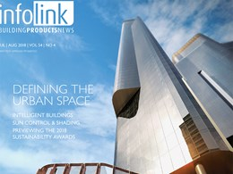Infolink | Building Products News, July / August 2018 out now