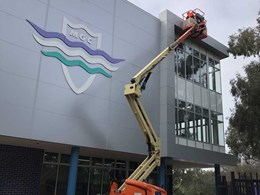ASKIN Volcore panels offer compliant facade solution at Melbourne Girls College
