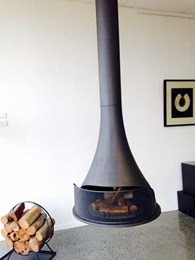 Sculpt design professionals providing aesthetic and technical guidance on fireplaces to clients
