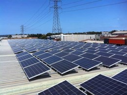 80kW solar system helps moulded plastics company save $25,000pa on energy
