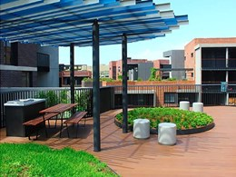Innowood's decking provides long-lasting solution at affordable housing project
