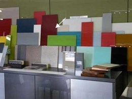 ISPS Innovations pioneering splashbacks, benchtops and bathroom wall panels with colour choice flexibility