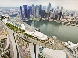 Plans to expand Singapore's Marina Bay Sands include fourth tower, music arena