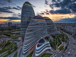 China tops global green building rankings