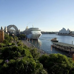 Zunz Lecture: is Circular Quay easy re-imagine, hard to revitalise?