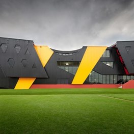 Punt Road Oval Redevelopment for the Richmond Football Club