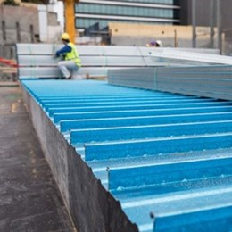 Light-dispersing steel formwork in $200 million Wollongong project a first in Australia