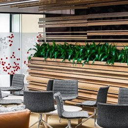 Australian Postal Corporation South Australian Headquarters Fitout by Swanbury Penglase Architects