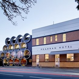 Shortlist announced for 2014 National Architecture Awards