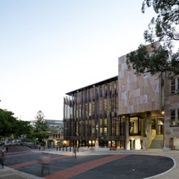 University of Queensland Global Change Institute by HASSELL wins Public Building & Urban Design prize at 2014 Sustainability Awards