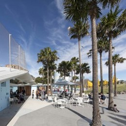 Prince Alfred Park + Pool Upgrade clinches top Urban Design prize at 2014 AIA National Architecture Awards