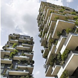 One Central Park pipped by twin towers with vertical forests at International Highrise Awards