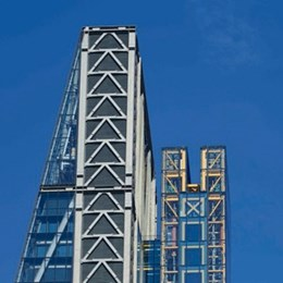 Another bolt fractures at London Cheesegrater by Rogers Stirk Harbour + Partners