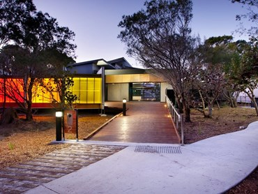 Noosa Flexible Learning Centre. Photography by Jason Smith