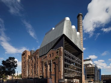 Lachlan Macquarie Award for Heritage – Irving Street Brewery by Tzannes Associates (NSW). Photography by John Gollings