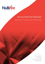Securing your Structural Steel with Nullifire's Intumescent Coatings