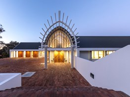 Striking architecture draws from Samoa's rich cultural heritage