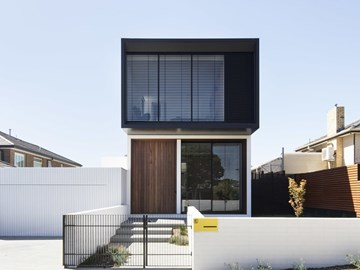 Bulleen House challenges the traditional suburban home