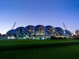 Melbourne Rectangular Stadium - AAMI Park