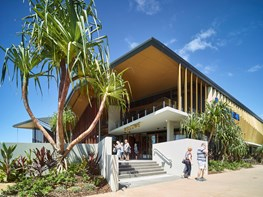 From the city to the beach: Australia's newest surf club building
