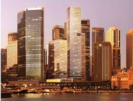 Circular Quay's new bookend revealed: golden towers replace Goldfields and Fairfax buildings