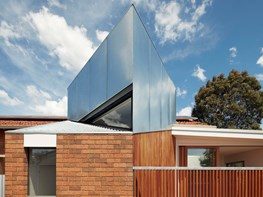 Taranaki Rift: A geology-inspired home renovation
