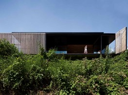 Sawmill House: When architecture meets sculpture