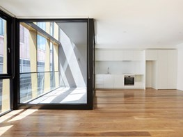 Playing with light & space in boutique Burwood Road apartments