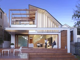 Waverley House: Smart, sustainable climate-sensitive design