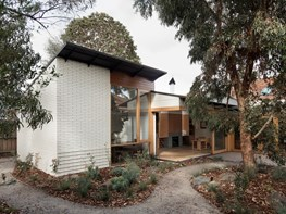 Reimagining a home for adaptable living and passive design