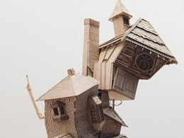 Harry Potter buildings reimagined by architecture students