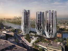 Developer scraps Zaha Hadid Architects' Brisbane towers
