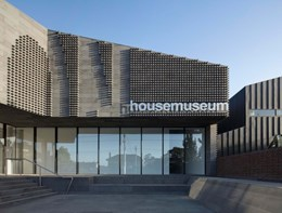 Expanded Housemuseum galleries open in Melbourne