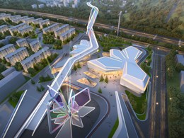 GroupGSA wins design competition for 2022 Olympics