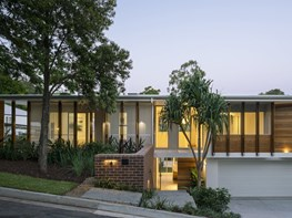Auchenflower House: A touch of mid-century modernism in inner Brisbane