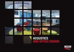 Creating functional workspaces through careful acoustic design
