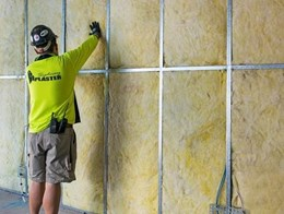 Non-combustible acoustic insulation