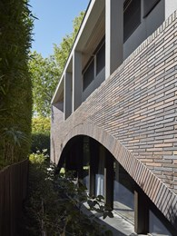 Krause Emperor bricks cleverly link old with new in Armadale