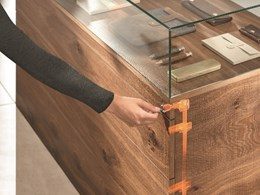 Blum's new solutions for unique design ideas for furniture interiors