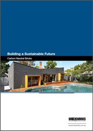 Building a Sustainable Future with Carbon Neutral Bricks