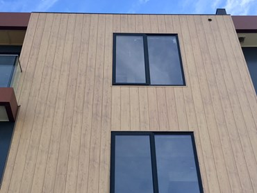 Aliwood: A non-combustible timber finish aluminium system
