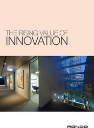 The rising value of innovation: Developing solutions for today's market