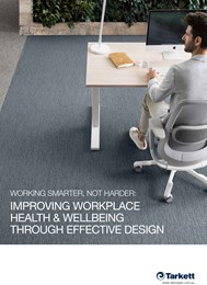 Working smarter, not harder: Improving workplace health and wellbeing through effective design