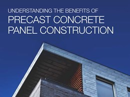 Understanding the benefits of precast concrete panel construction