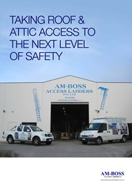 Taking roof & attic access to the next level of safety
