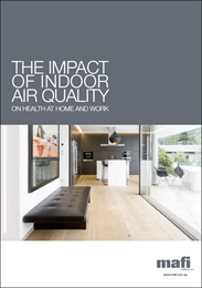 The impact of indoor air quality on health at home and work